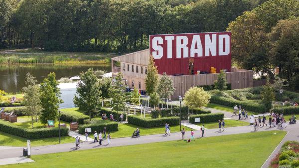 Floriade 2012 – Strand